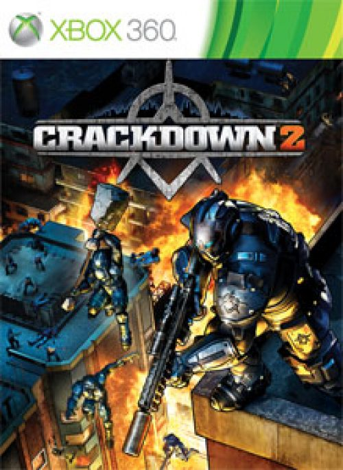 Crackdown 2 'Deluge Pack' Coming Later this month