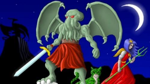 Cthulhu Saves The World and Breath of Death VII bundle profits on PC destroy XBLIG profits