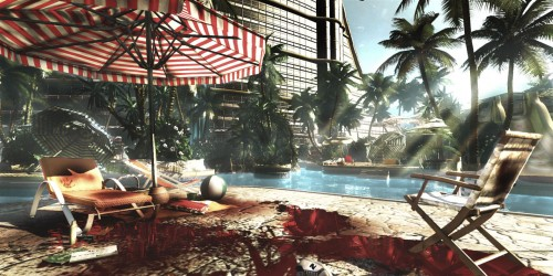 Latest Dead Island screenshots show a devistated paradise