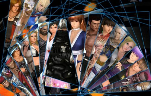 Dead or Alive Dimensions roster shown off