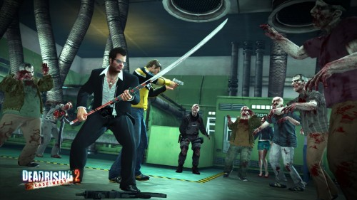 Dead Rising 2: Case West coming next month; new trailer!