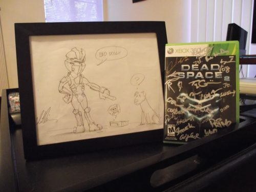 EA comes through for girl whose dog destroyed Dead Space 2