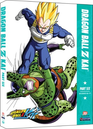 Dragon Ball Z Kai Part 6 Review