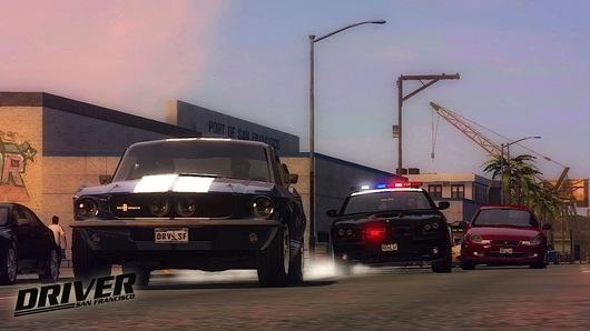 Driver: san francisco uk launch trailer gamespot.