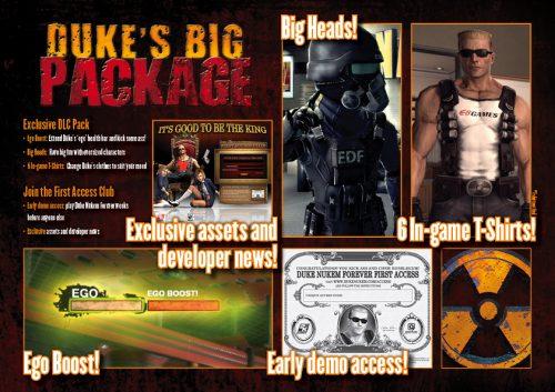 Duke Nukem Forever Bonus Items come to Australia and New Zealand