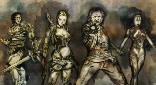 Obsidian Reveal New Co-op Trailer For Dungeon Siege III…