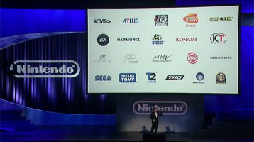 Medley of new games announced for the 3DS