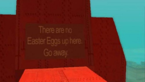 Easter eggs that took years to find