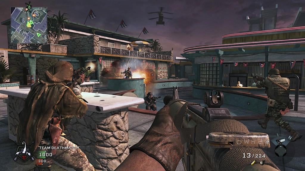 black ops escalation screenshots. Black Ops#39; Escalation Map pack