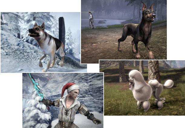Fable III DLC brings Christmas tidings and puppies – Capsule Computers