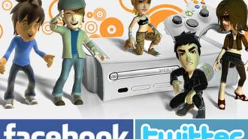 XBOX 360 Dashboard Update .. FACEBOOK & TWITTER plus more !!
