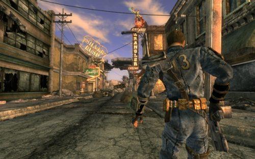 Fallout: New Vegas recieves some pre-order gear bonuses