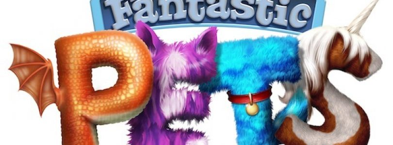 THQ's Kinect project is Fantastic Pets