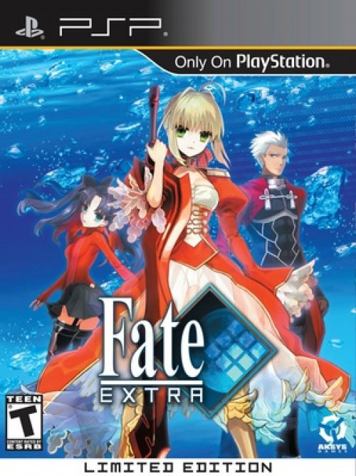 Fate/EXTRA PSP Game gets Special Edition