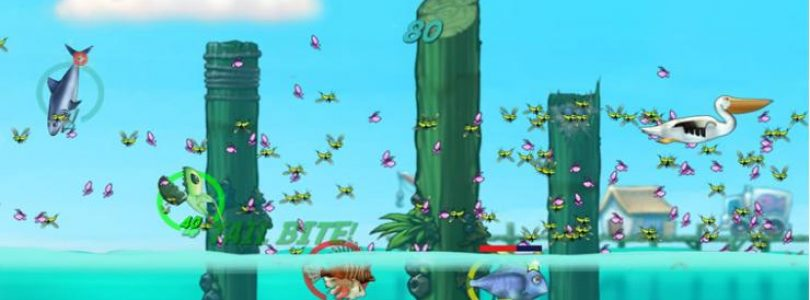 Feeding Frenzy 2: Shipwreck Showdown – XBLA Review