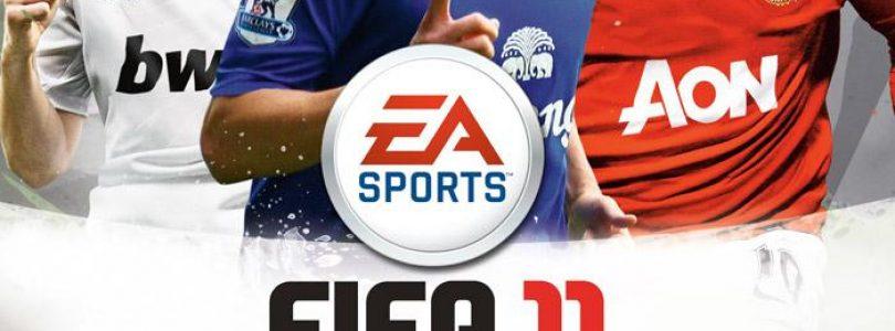 FIFA 12 Cover Stars!
