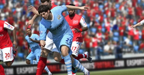 FIFA 12: Manchester City unveils its True Blue kit