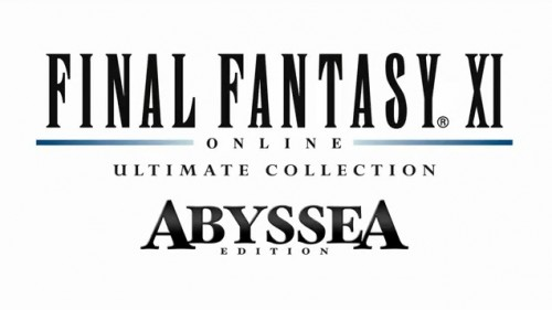 Final Fantasy XI Ultimate Collection Abyssea Edition releasing in May