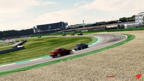 Forza 4 at Gamescom – The Hockenheim track