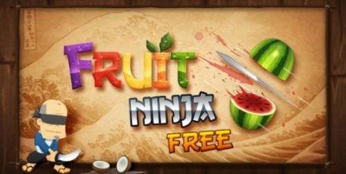 Fruit Ninja Free On Android Market