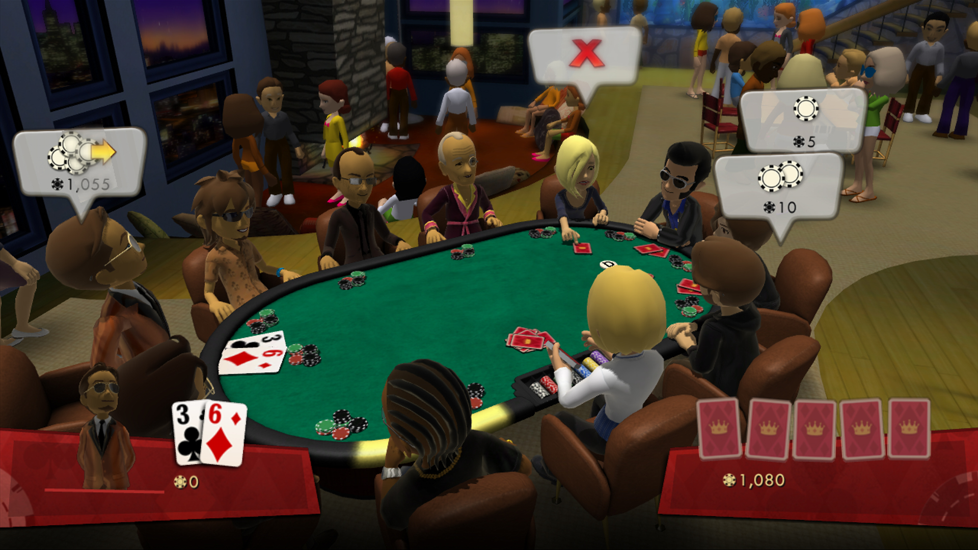 Full House Poker