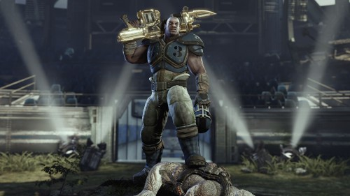 Gears of War 3 Beta unlocks special items for Gears of War 3 retail