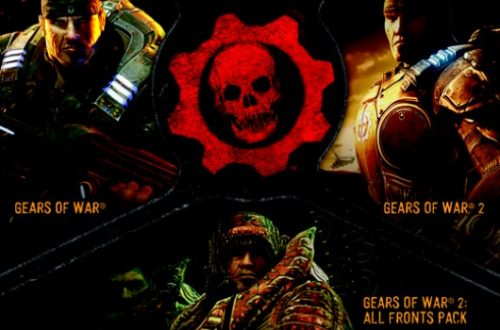 Gears of War Collection priced, dated and chainsawing to release