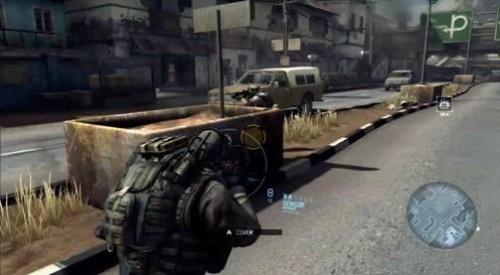 Ghost Recon Future Soldier Multiplayer Sneak Peak