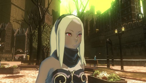 Gravity Rush drops plenty of screenshots