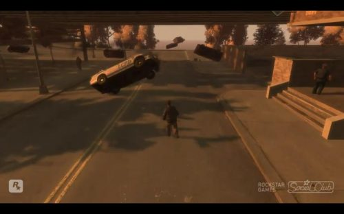 GTA4 – cars gone wild