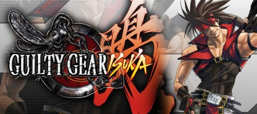 Guilty Gear Isuka available now at DotEmu!