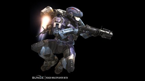 Bungie releases Halo: Reach multi-player details, jet packs included