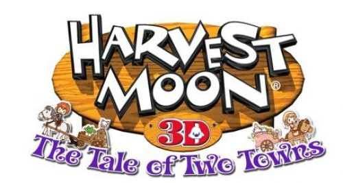 Natsume Announce Harvest Moon: The Tale of Two Towns for The DS & 3DS…