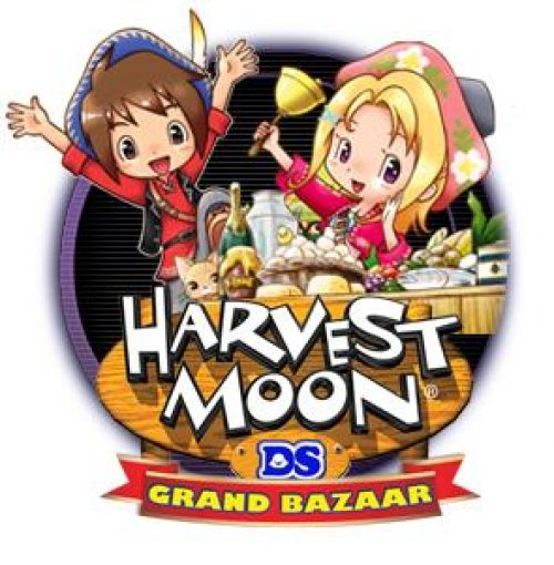Harvest Moon: Grand Bazaar Goes Gold!
