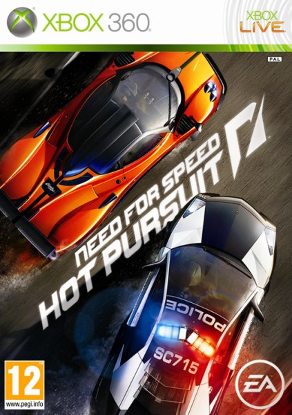 Need For Speed Hot Pursuit Xbox 360 Review Capsule Computers