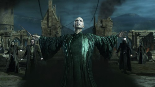 EA Announce Harry Potter & The Deathly Hallows- Part 2…
