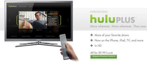 Hulu Plus detailed