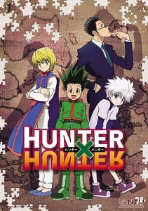 More Hunter x Hunter Exam Cast Revealed