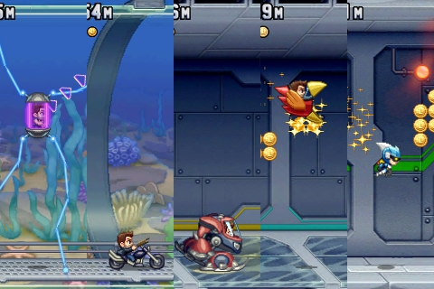 iOS) Jetpack Joyride | Review by Manio - NooBTooB Forum