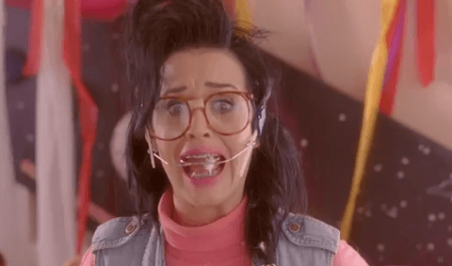 Celebrate fridays with Katy Perry and Rebecca Black