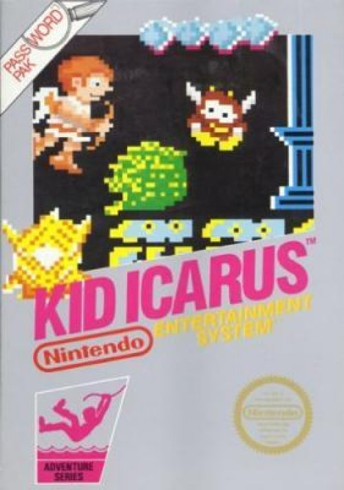 Kid Icarus will also be joining the 3D Classics…