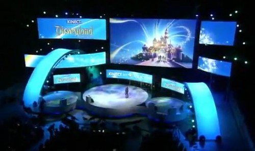 Xbox to become Enchanted with Kinect Disneyland Adventures