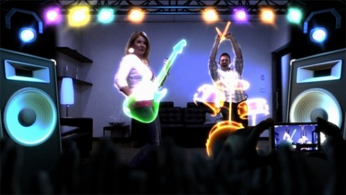 """Air band"" coming to Kinect Fun Labs – Hilarious laughter incoming"