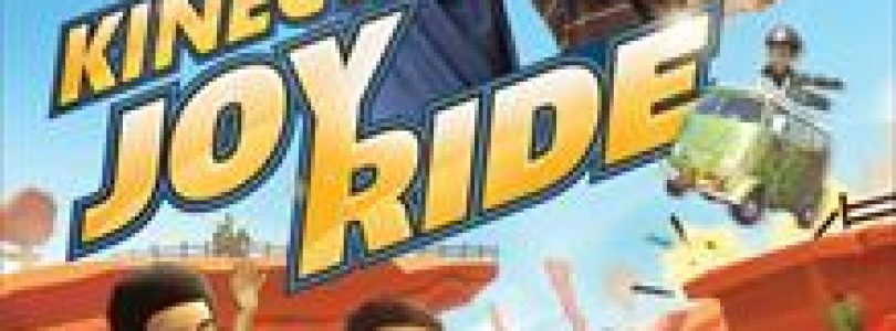 Kinect Joy Ride – Xbox 360 Review