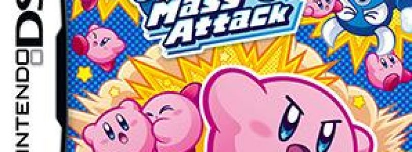 Kirby Mass Attack – Review