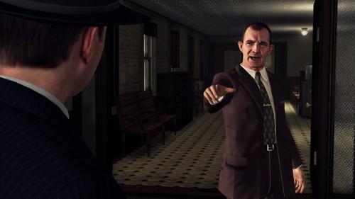 L.A. Noire Character Dossier: Captain Donnelly