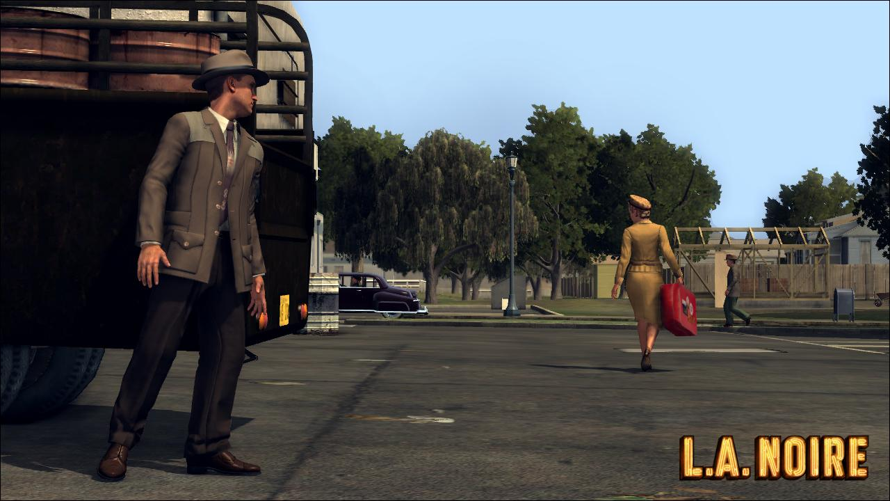 L.A. Noire Review – Capsule Computers