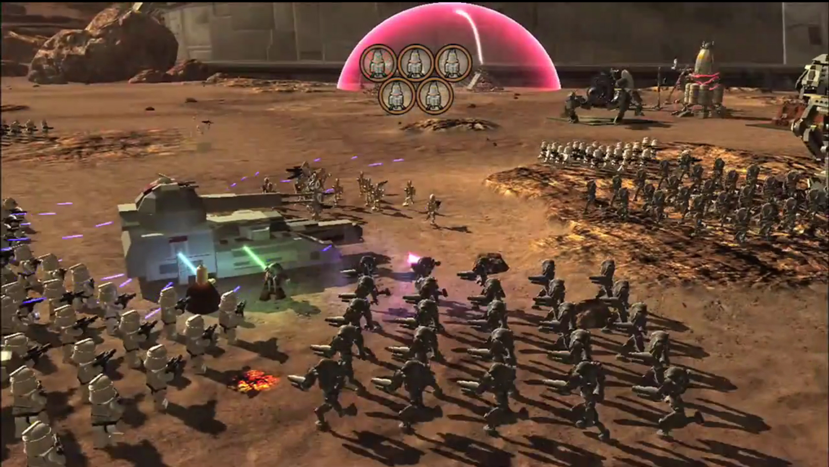 Download Game Lego Star Wars Iii