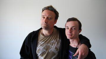 Interview with David Hewlett
