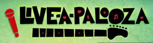 LIVE-a-palooza giant music sale